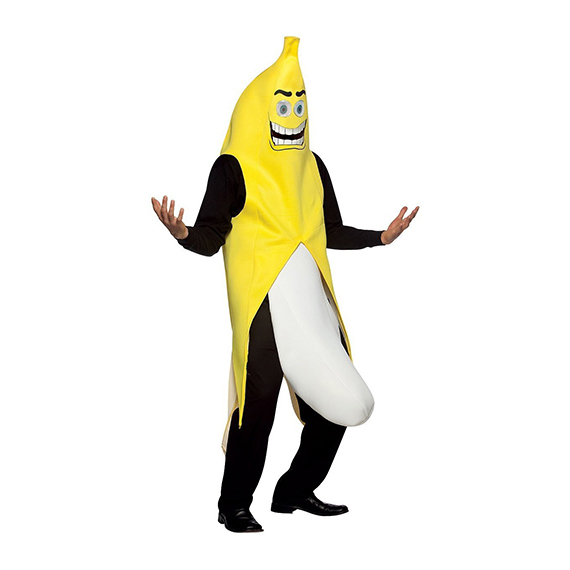 Banana Peel Flasher Costume