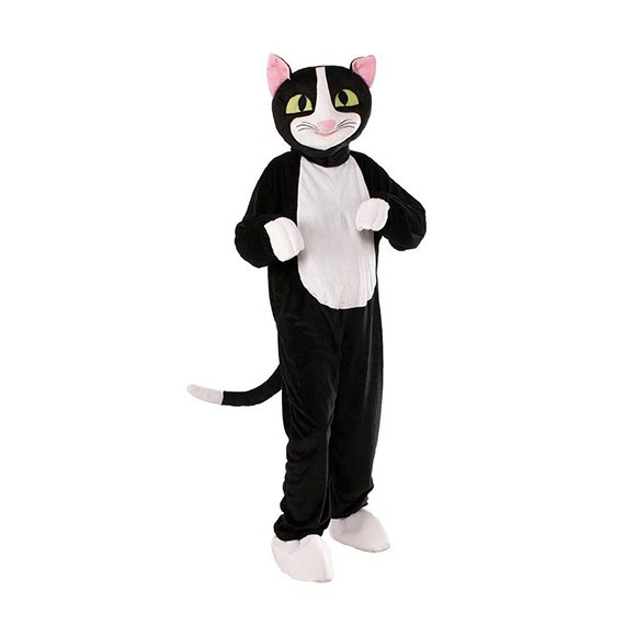 Catnip The Cat Plush Mascot Costume