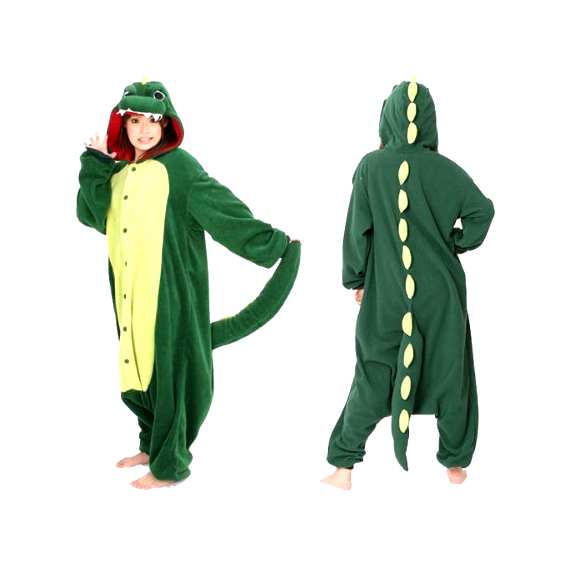 Dinosaur Onesie for Adults