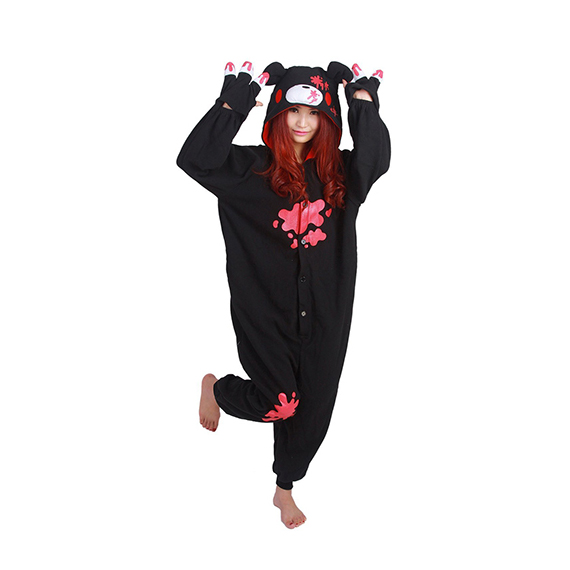 Jumpsuit Cartoon Cosplay Sleepsuit