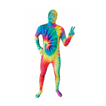 Psychedelic Tie Dye Morphsuit