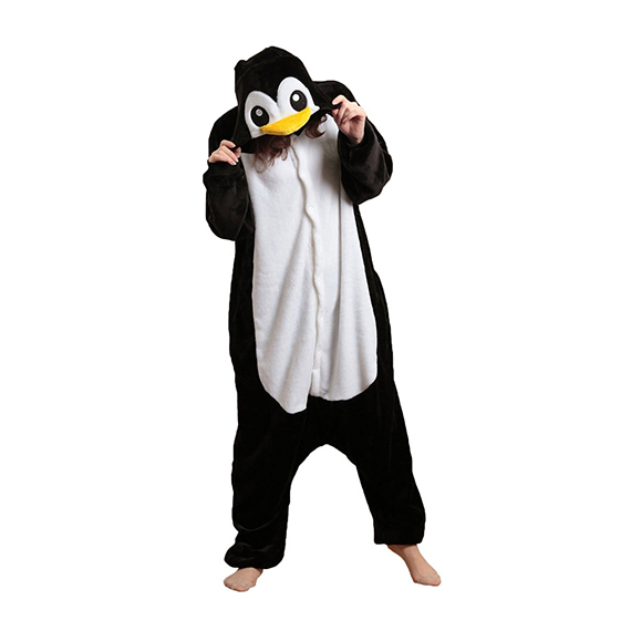 Penguin Costume Jumpsuit