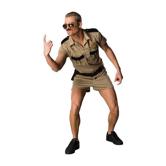 Police Cop Reno 911 Lt. Dangle Costume