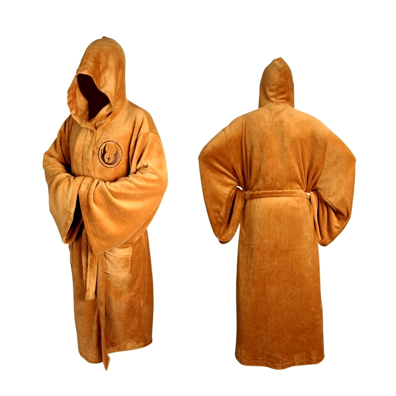 Star Wars Hooded Jedi Bath Robe