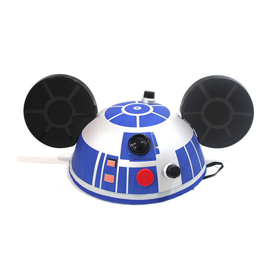 Star Wars R2 D2 Mickey Ears Hat