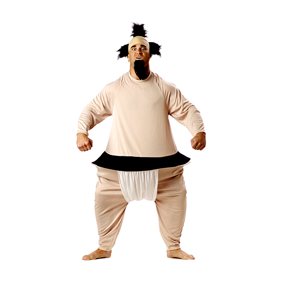 sumo wrestler funny costume   funny outfits