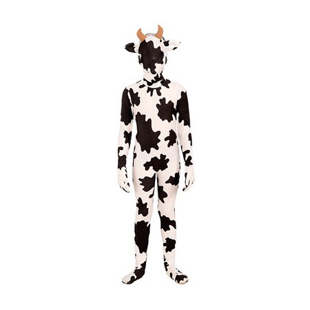 Cow Skin Suit Costume