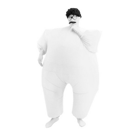 Inflatable Blow up Full Body Jumpsuit Costume