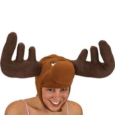 Moose Costume Hat