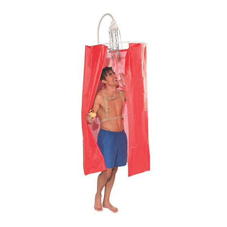 Shower Curtain Costume