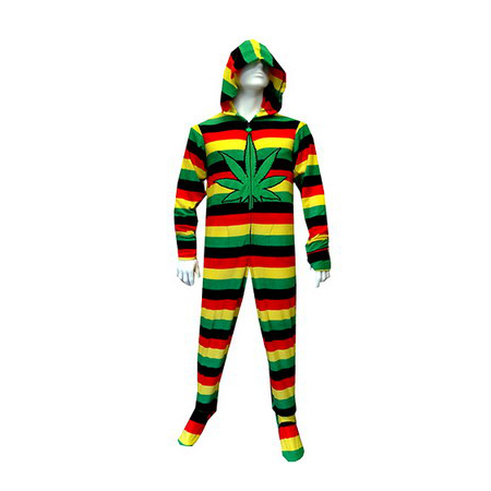 Weedman Adult Onesie