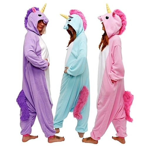 Unisex Adult Unicorn Onesies Pajamas